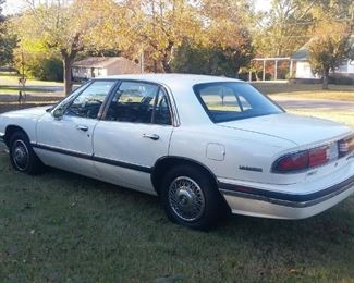 A look at the LeSabre from the other side.