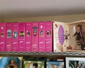 'Great Eras' Barbies
