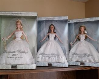 Bridal Barbies