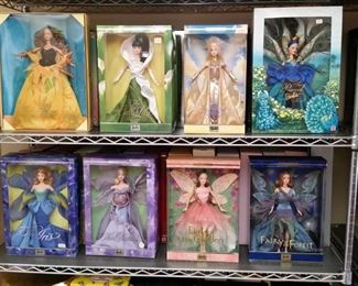 'The Enchanted World of Fairies and other Barbies
