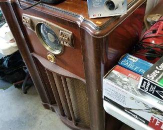 Old Time Radio  still needs some work asking $85