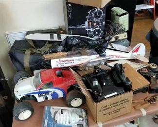 Remote planes! Make an offer!