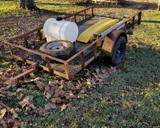 Very useable Trailer for sale