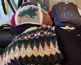 New Sweaters for Christmas