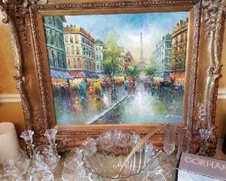 Beautiful Oil painting!