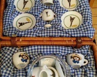 Madeline tiny tea sets
