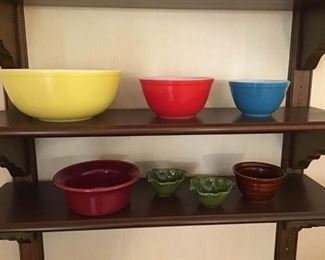 Assortment of Bowls