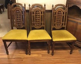 Vintage Chairs (3)