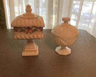 Vintage Decorative Candy Dishes