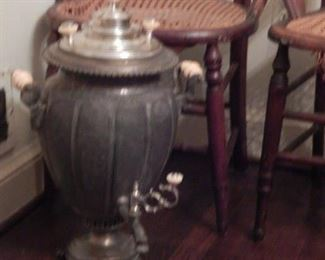 Antique samovar!