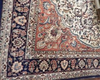 Room size rug...Persian... wool!