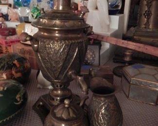 Mini samovar