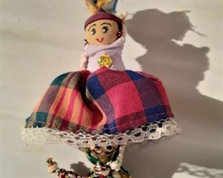 Double Headed Doll