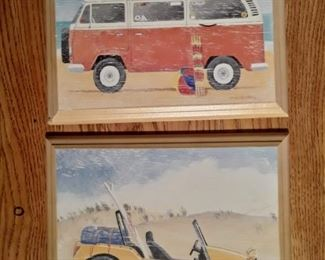 Dune buggy and VW Pics