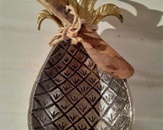Pineapple Serving Dish