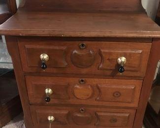 Eastlake drawers