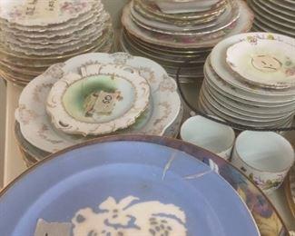 various plates