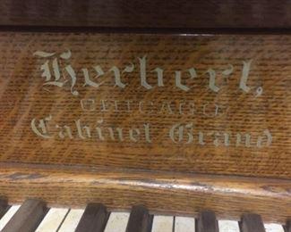 Herbert chicago piano