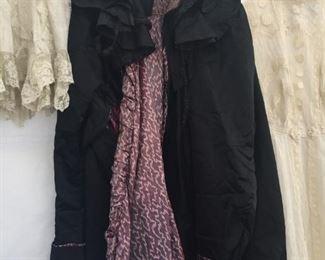 victorian cape coat