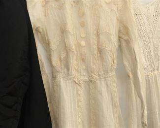 victorian lace dress