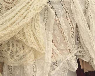 hand crochet tops
