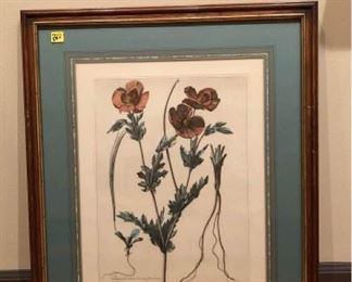 art botanical print
