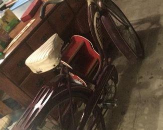 Hornet Schwinn vintage bicycle bike