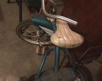 vintage trike tricycle