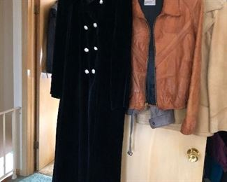 Retro/ Miami Vice/ Starsky and Hutch leather jackets
