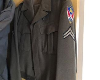 Army Uniform