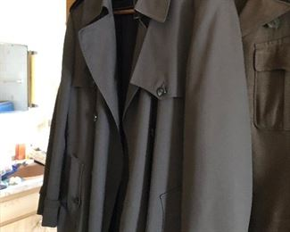 Christian Dior Trench coat $20