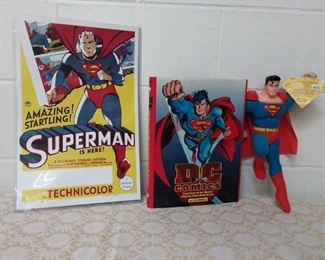 Superman Lot Lot #: 26