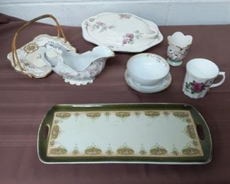 Group Of Miscellaneous China Lot #: 43