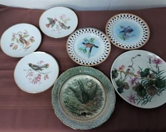 Group Of Collector Plates Lot #: 46