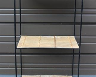 Three Tier Shelf Lot #: 85