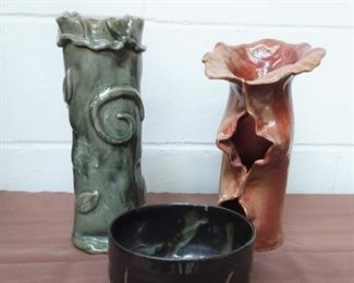 Handmade Pottery Lot #: 93