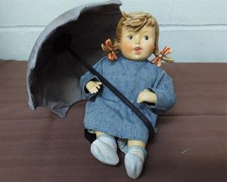 Goebel Umbrella Girl Doll Lot #: 98