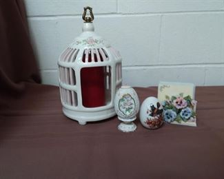 Group Of Porcelain Lot #: 116