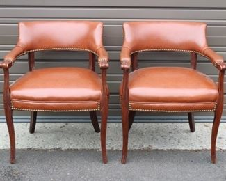 Pair Of Chairs Lot #: 2