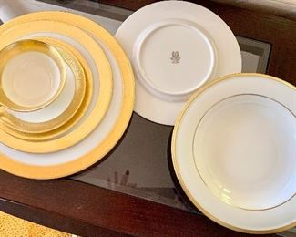 12 (5pc) place settings of WestChester by Lenox China M-139