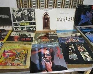 Many records....