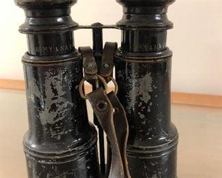 WW1 military binoculars