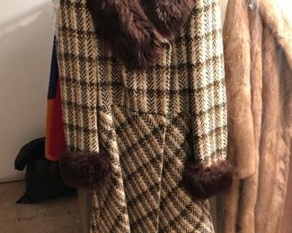 Fabulous vintage Coats