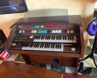 1840s Organ