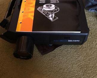 Kodak Carousel 4200 Projector