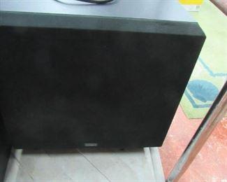 Velodyne 1996 Model1210 Sub Woofer