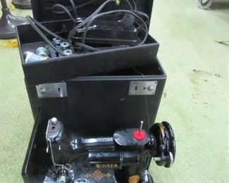 Singer Featherweight 221 sewing machine
