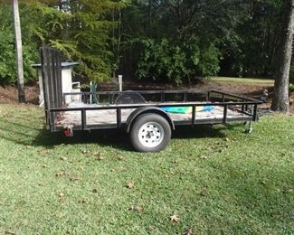 12' flatbed