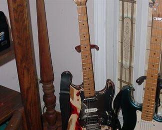 Fender Stratocaster again