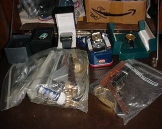 bags of oold watches